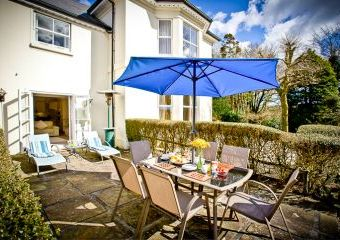 The Lawns Luxury Apartment in Devon  - Kingsbridge,