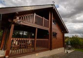 Red Squirrel Log Cabin  - Fochabers,