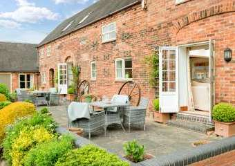 Upper Rectory Farm Cottages  - Appleby Magna,
