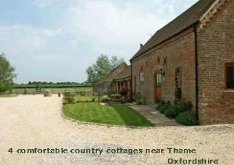 Old Stable and 3 more cottages  - Thame,