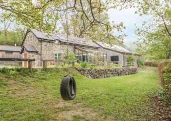 Cilfach Family Cottage, Mid Wales   - Llanfyllin,