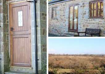 Brock's Self-Catering Cornish Barn Conversion, The South West  - Sweetshouse,