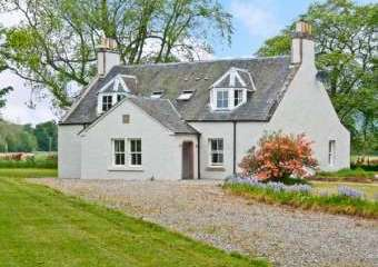 Easter Urray Country Cottage  - Muir of Ord,