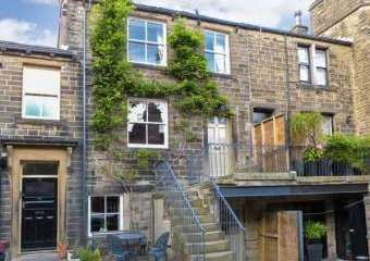 Old Forge Romantic Cottage, Bronte Country  - Haworth,