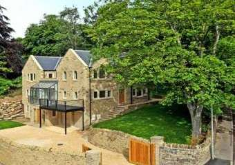 Clouds Hill Holiday Home with Gym and Pool  - Almondbury,