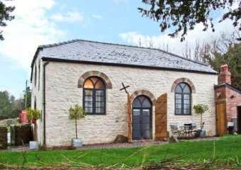 Old Wye Valley Chapel  - Penallt,