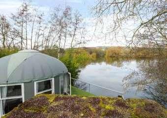 Lakeside Yurt, Cotswolds  - Beckford,