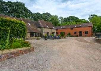 The Olde Cow House, Shropshire Hills  - Cardington,