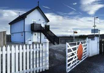 Signal Box Cottage in the Cairngorms  - Newtonmore,