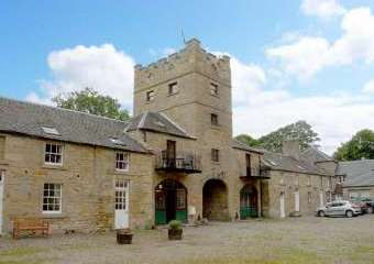 Unique Tower House near the River Tweed  - Coldstream,