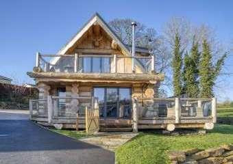 Keepers Log Cabin  - Addingham,