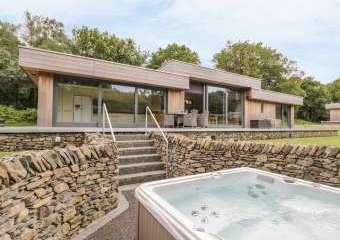 Neddy Cut Lodge  - Backbarrow,