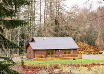 Fersit Log Cottage  - Laggan, Spean Bridge,