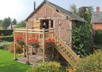 Cider Mill Country Cottage  - Westhope,