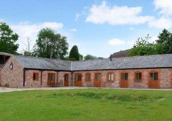Bull Barn near Shrewsbury  - Alberbury,