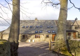 Usherwoods Barn, Forest of Bowland  - Tatham,