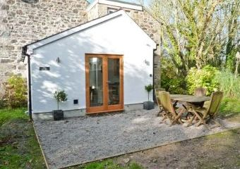 The Dairy Country Cottage  - Coverack,