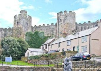 Quayside Cottage for Two  - Conwy,