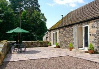 Gardener's Country Cottage  - Belford,
