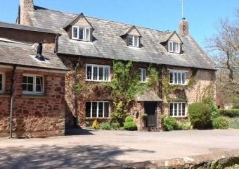 Dragon Country House near Exmoor  - Dunster,