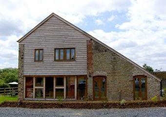 Glebe Barn, Shropshire Hills  - Caynham,