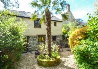 Priory Coastal Cottage  - St. Keverne,