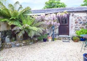 Mole's Romantic Cottage  - St. Keverne,