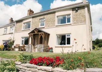 Farmhouse near Capel Iwan  - Newcastle Emlyn,