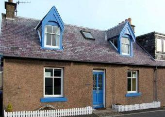 St Abbs Coastal Cottage  - St Abbs,