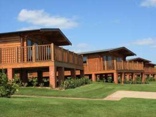 Rutland Lodges at Greetham Valley, near Rutland Water
