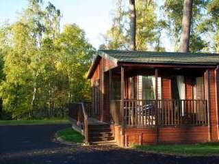 Royal Deeside Woodland Lodges, Aberdeenshire,  Scotland