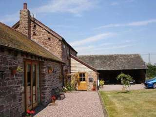 self-catering house herefordshire