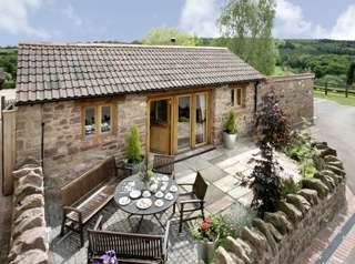 Lavishly converted secluded former cowshed.