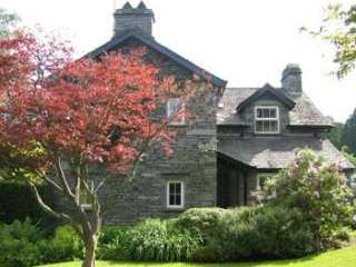 luxury holiday cottage Ambleside Cumbria