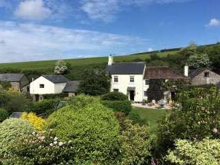 Dittiscombe Hills Estate and Cottages, South Devon