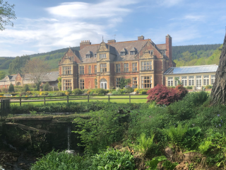 Knowle Manor, Somerset,  England