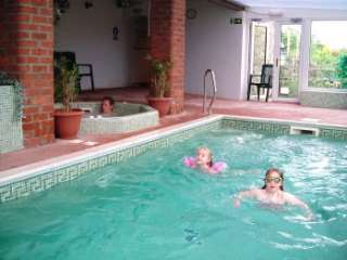 Self catering cottages with pools North Yorkshire