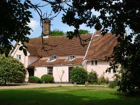 Toad Hall near Woodbridge Suffolk