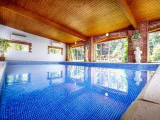 Warm All Year Round Indoor Pool