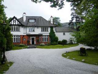 large country house sleeps 20 Denbighshire Wales