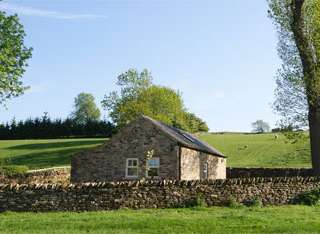 self catering country cottage on farm County Durham
