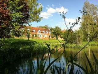 Self-catering country cottage apartment in Warwickshire