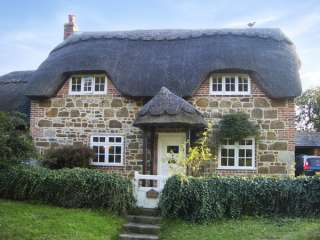 Little Thatch Coastal Cottage, South Coast - Isle of Wight