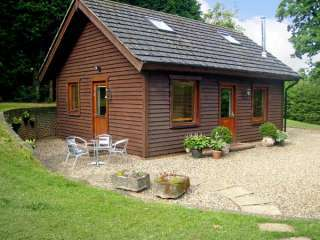 Rural Timber-Clad Holiday Lodge, Kent Downs