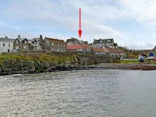 Craster Reach Coastal Cottage, Northumberland Coast