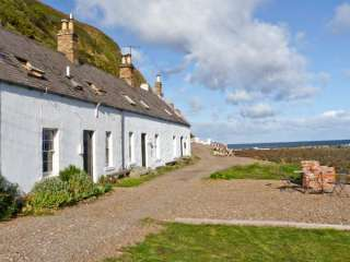 Shoreside Seaside Cottage, Southern Scotland