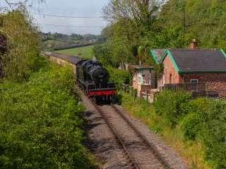 Railway Cottage, Somerset,  England