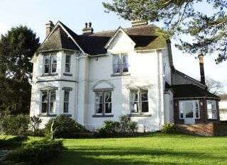 large group accommodation Powys Wales