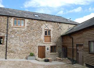 Country barn conversion in Devon