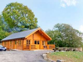 The George Family Log Cabin, Mid Wales